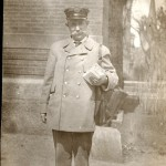 Wyner Album - Letter Carrier?